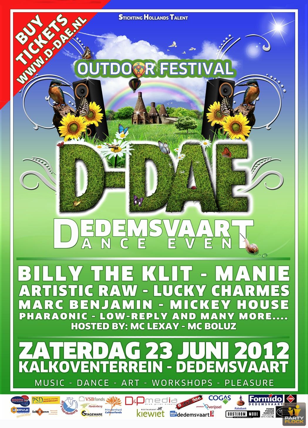 Dedemsvaart Dance Event 2012